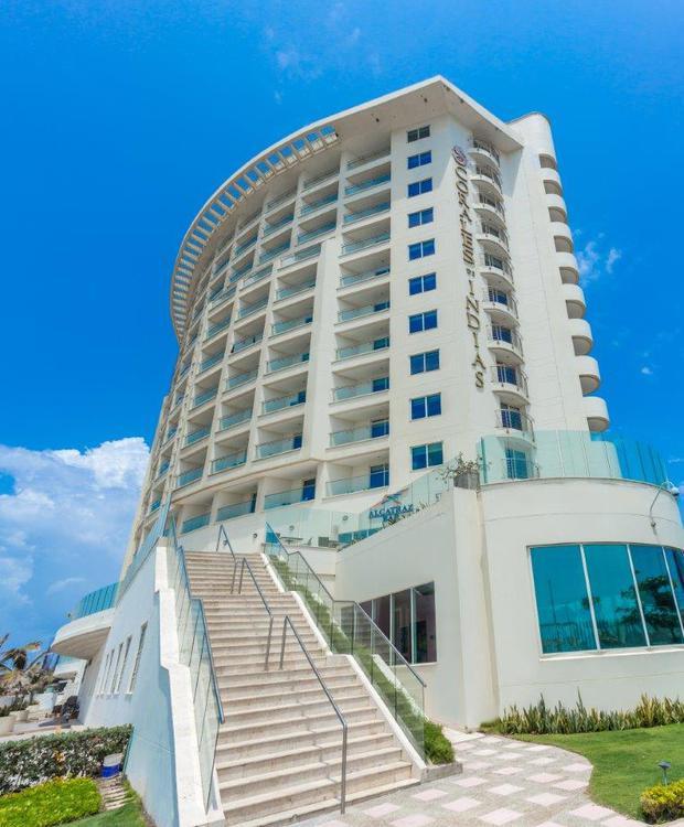 Fachada Relax Corales de Indias Hotel GHL Cartagena de Indias