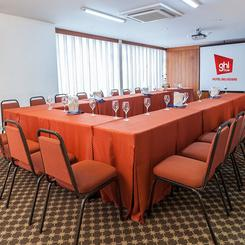 3 MEETING ROOMS GHL Style Hotel Belvedere Bogota