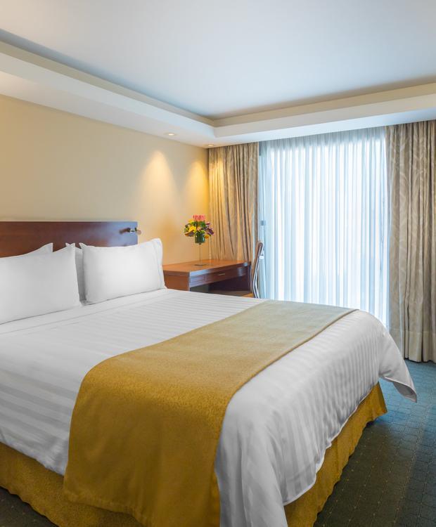 Standard Room GHL Hotel Capital GHL Capital Hotel Bogotá