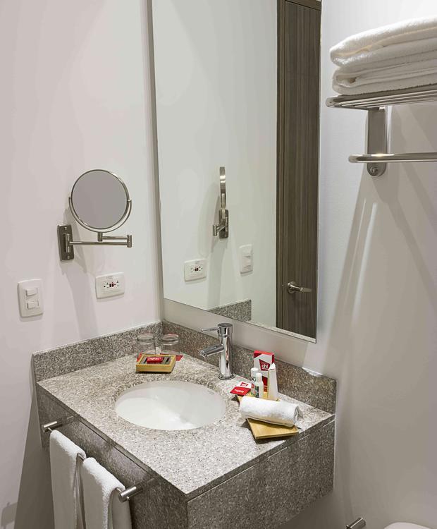 Baño Habitaciones GHL Style Hotel Yopal Yopal