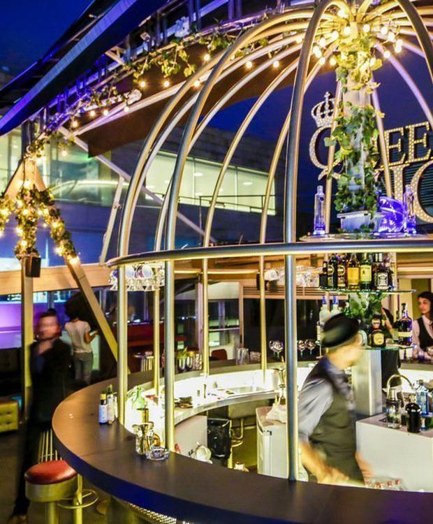 Queen Victoria GHL Collection 93 Hotel Bogotá