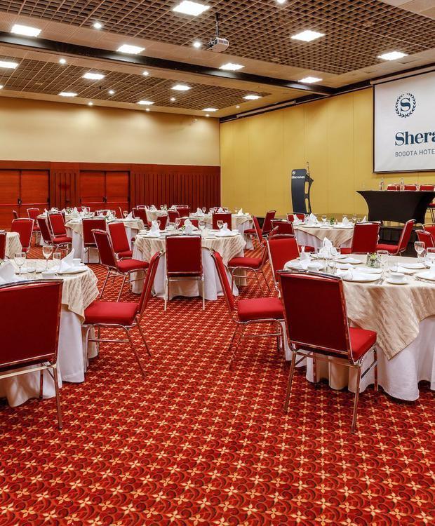 Event Rooms Sheraton Bogotá Hotel Sheraton Bogotá Hotel Bogotá