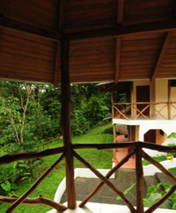 Balcón 501 Orkidea Orkidea Lodge Puyo