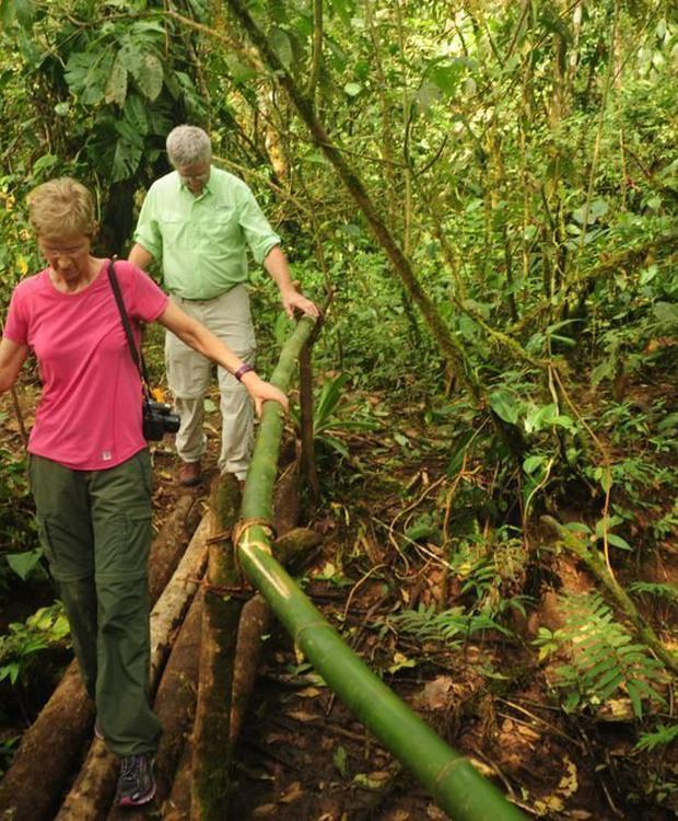 Excursions Orkidea Orkidea Lodge Puyo