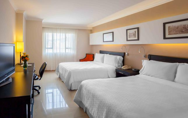 SUPERIOR ROOM Hotel Four Points By Sheraton Cali Cali