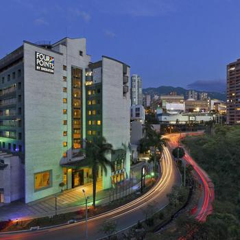 None Four Points By Sheraton Medellín Hotel Medellín