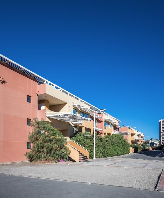Facade Hotel Geotel Calama Calama
