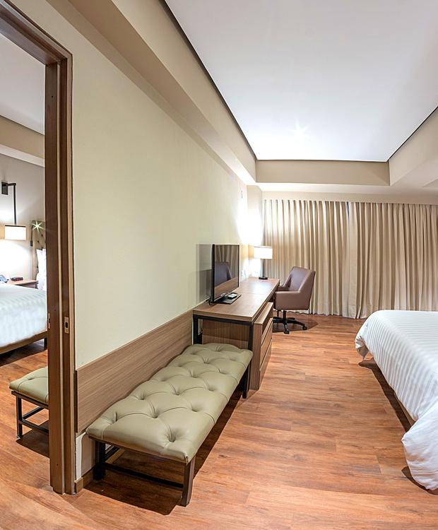 Connection Room GHL Style Hotel Bogotá Occidente Bogotá
