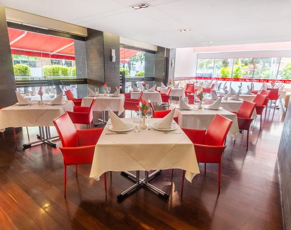 Cook´s Restaurant Hotel Four Points By Sheraton Cali Cali
