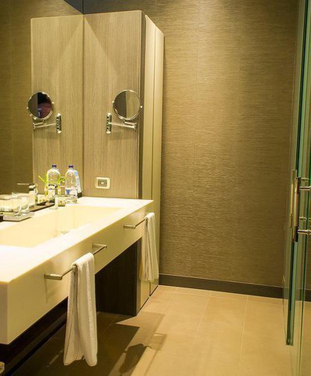 Bathroom Bioxury Hotel Bogota