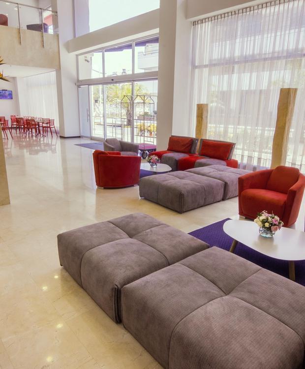 Lobby Hotel Park Inn By Radisson Barrancabermeja Barrancabermeja