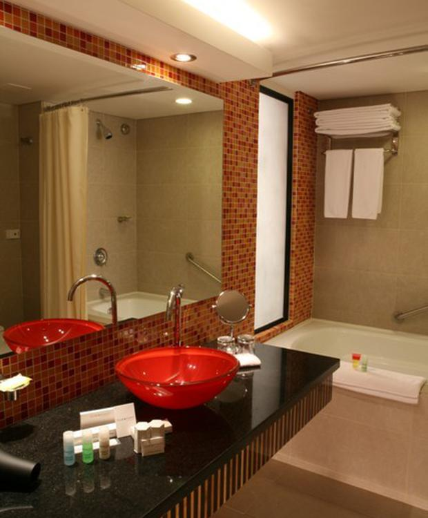 Bathroom Hotel Four Points By Sheraton Cali Cali