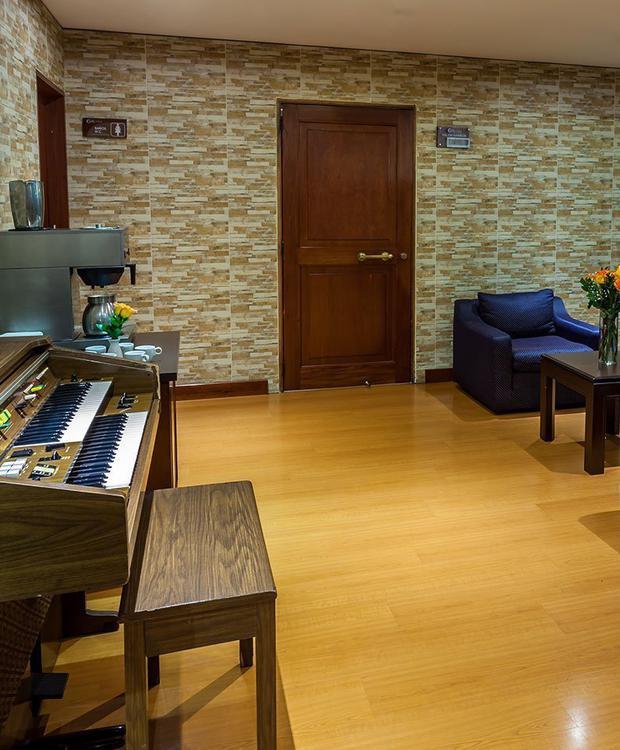 Hall GHL Style Hotel Belvedere Bogotá