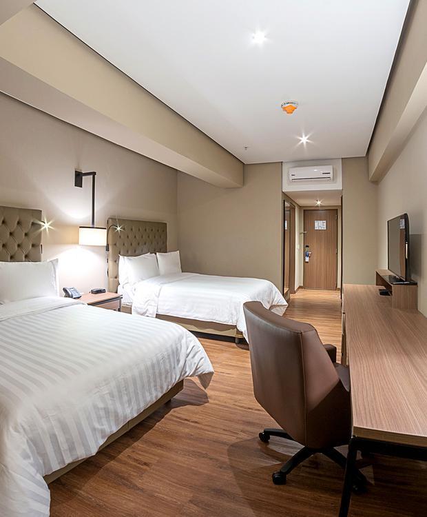 Twin Room GHL Style Hotel Bogotá Occidente Bogotá