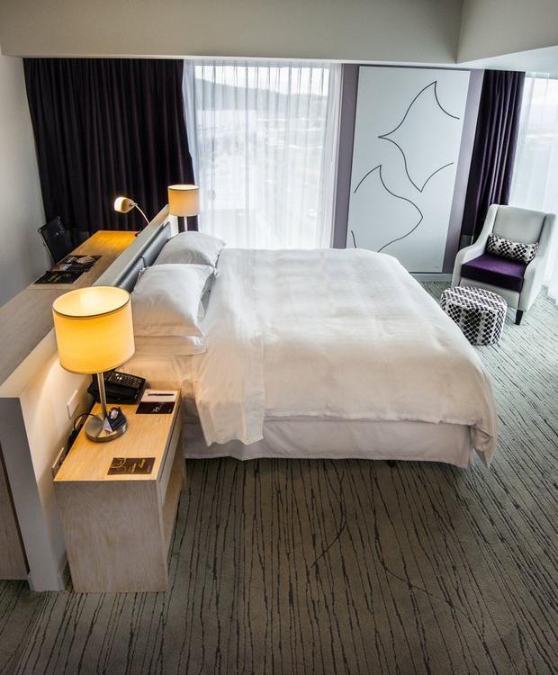 Deluxe Room Sheraton San José Hotel San José