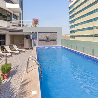 OUTDOOR SWIMMING POOL Sonesta Guayaquil Hotel Guayaquil