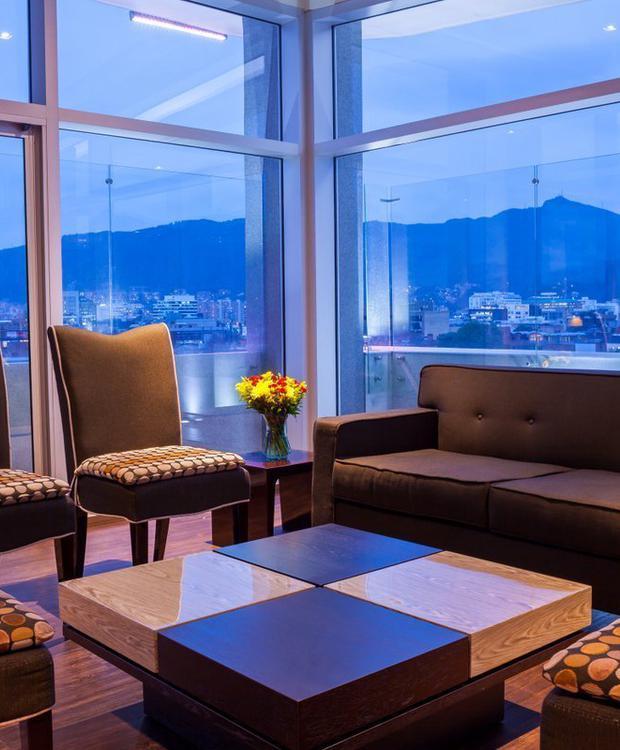 Hall Four Points By Sheraton Bogotá Hotel Bogotá