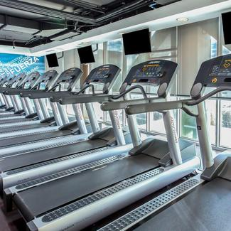 FITNESS CENTER Hotel Four Points By Sheraton Los Ángeles Los Ángeles