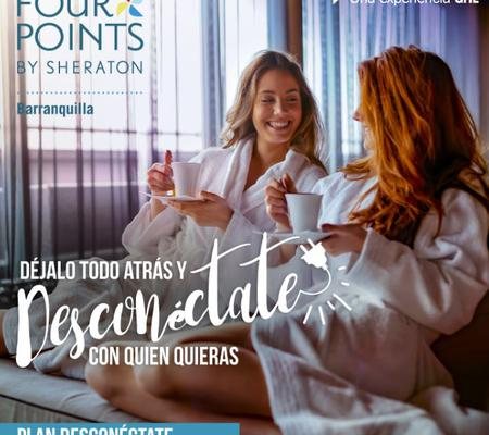RELAX PLAN Hotel Four Points By Sheraton Barranquilla Barranquilla