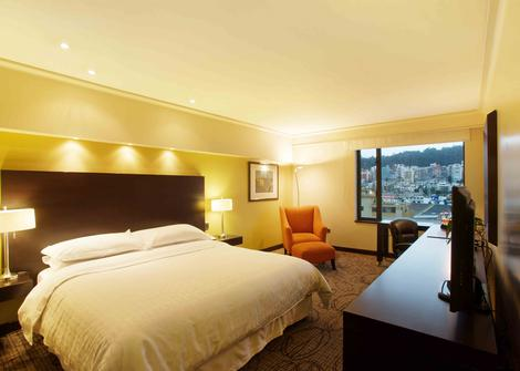 KING CLASSIC ROOMS Sheraton Quito Hotel Quito