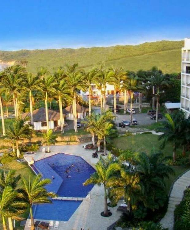 Facade GHL Relax Hotel Makana Resort Tonsupa