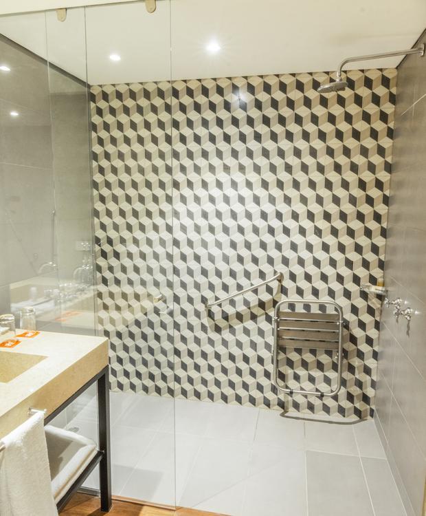Bathrooms GHL Style Hotel Bogotá Occidente Bogota