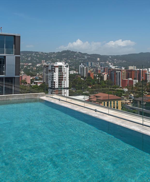 Pool Hyatt Centric Guatemala City Hotel Guatemala City