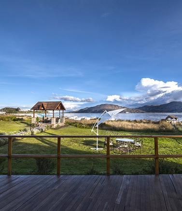 90 days early booking! sonesta hotel posadas del inca puno