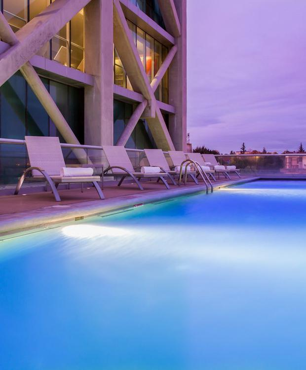 Swimming pool Hotel Four Points By Sheraton Los Ángeles Los Ángeles
