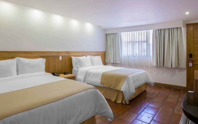 <strong>TRADITIONAL STANDARD DOUBLE DD ROOM </strong> GHL Relax Hotel Club El Puente Girardot
