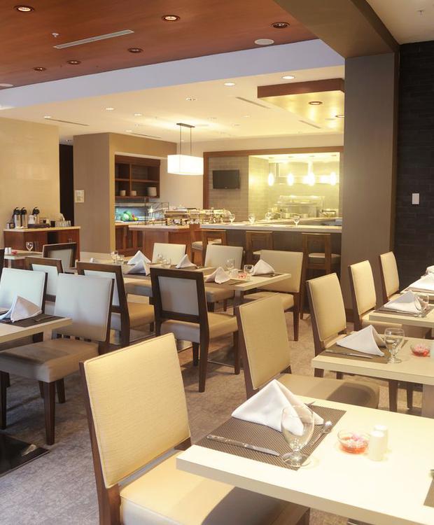 Restaurant Hilton Garden Inn Panamá Hotel Ciudad de Panamá