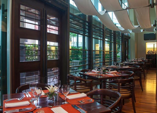 COOK'S RESTAURANT Sheraton Guayaquil Hotel Guayaquil