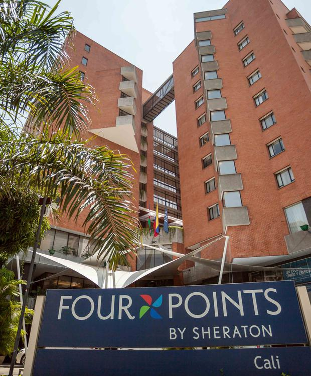 Front Four Points by Sheraton Cali