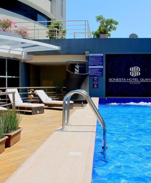 Swimming Pool Sonesta Hotel Guayaquil Guayaquil