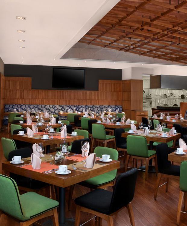 Fragatas Restaurant Sheraton Quito Hotel Quito