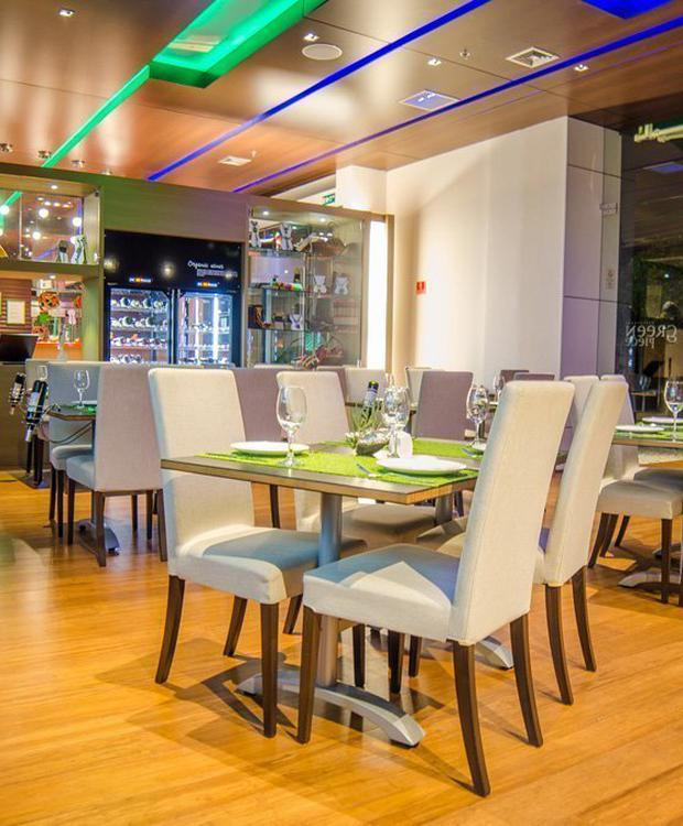 Green Piece Restaurant Biohotel Organic Suites Bogotá