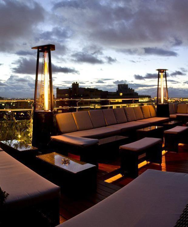 Chelsea Bar Bioxury Hotel Bogotá
