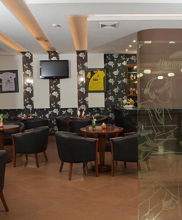 Lobby Bar Howard Johnson Loja Hotel Hotel Loja