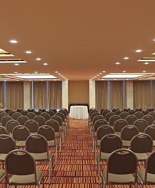 Ambar Meeting Room Sheraton San José Hotel San José
