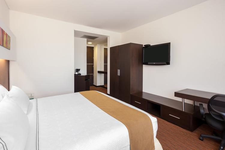 King double room sonesta hotel valledupar