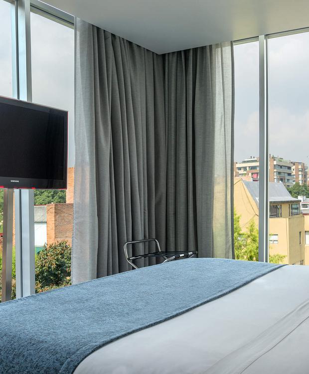 Habitaciones GHL Collection 93 Hotel Bogotá