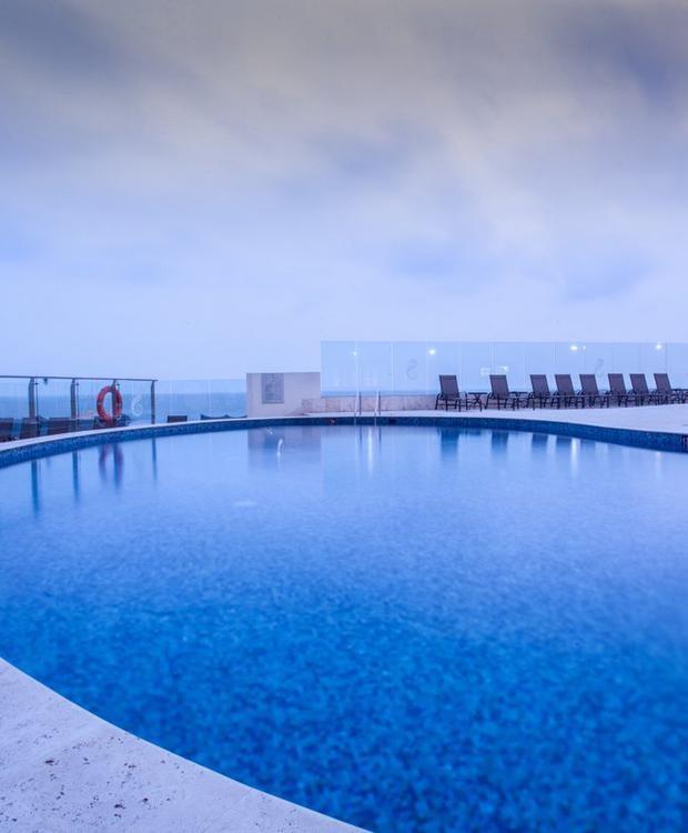 Swimming Pool Relax Corales de Indias Hotel GHL Cartagena de Indias