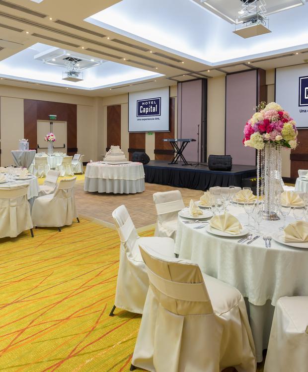 Capital Room GHL Hotel Capital GHL Capital Hotel Bogotá