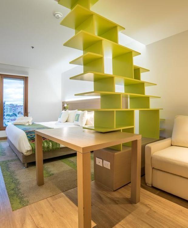 Deluxe superior room Biohotel Organic Suites Bogotá