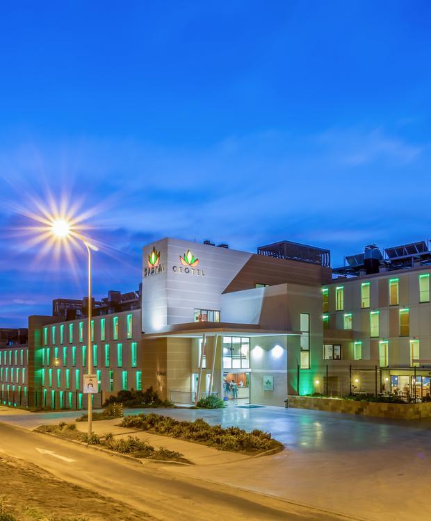 Facade Hotel Geotel Antofagasta Antofagasta