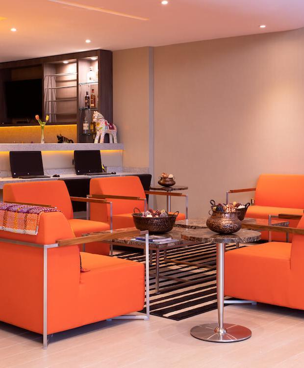 Lobby Sonesta Hotel Arequipa Arequipa
