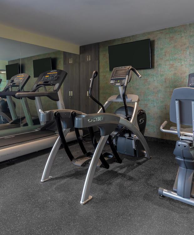 Gym Sonesta Hotel Arequipa Arequipa