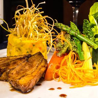 FOOD IS ART Sonesta Hotel Guayaquil Guayaquil