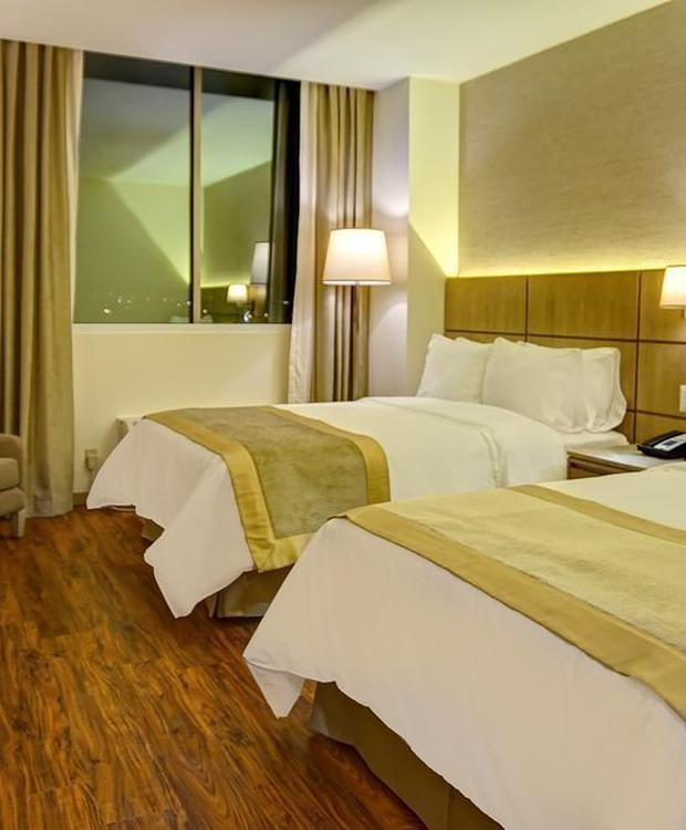 Standard double room Radisson Hotel Guayaquil Guayaquil
