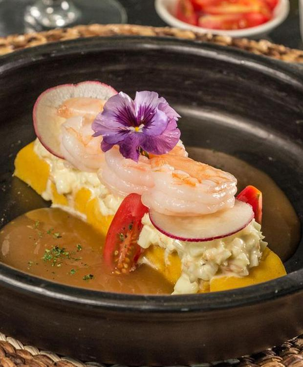 Gastronomy Hotel Four Points by Sheraton Cuenca Cuenca